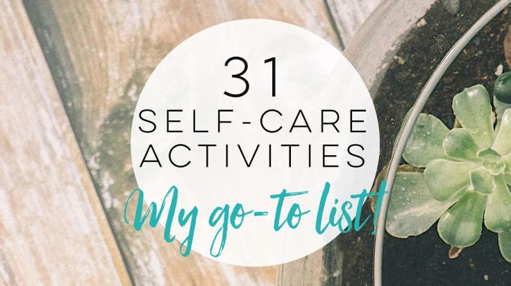 31-self-care-activities