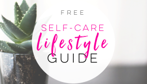 Self-Care Lifestyle Guide