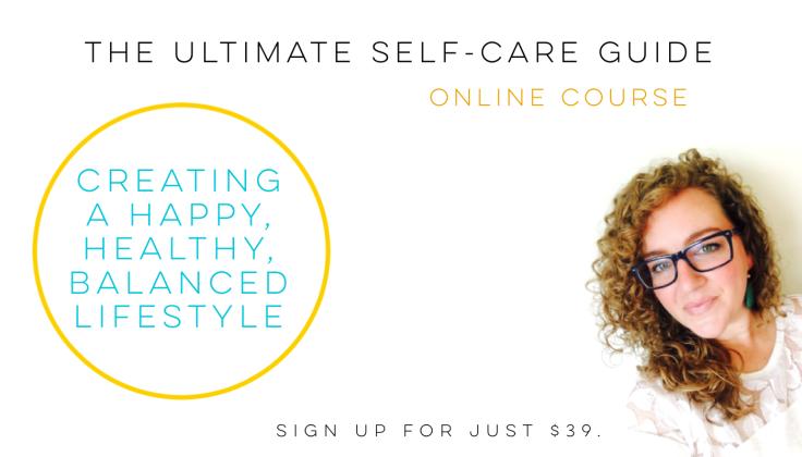 Self-Care Online Course