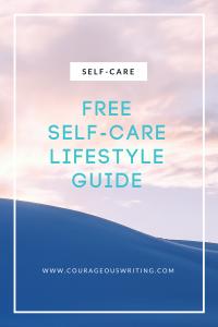 Self-Care Lifestyle Guide